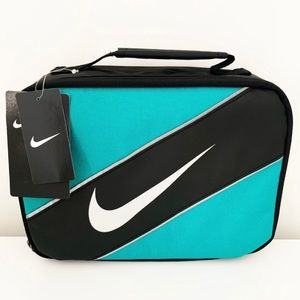 NIKE Swoosh Insulated Lunch Box for School Work